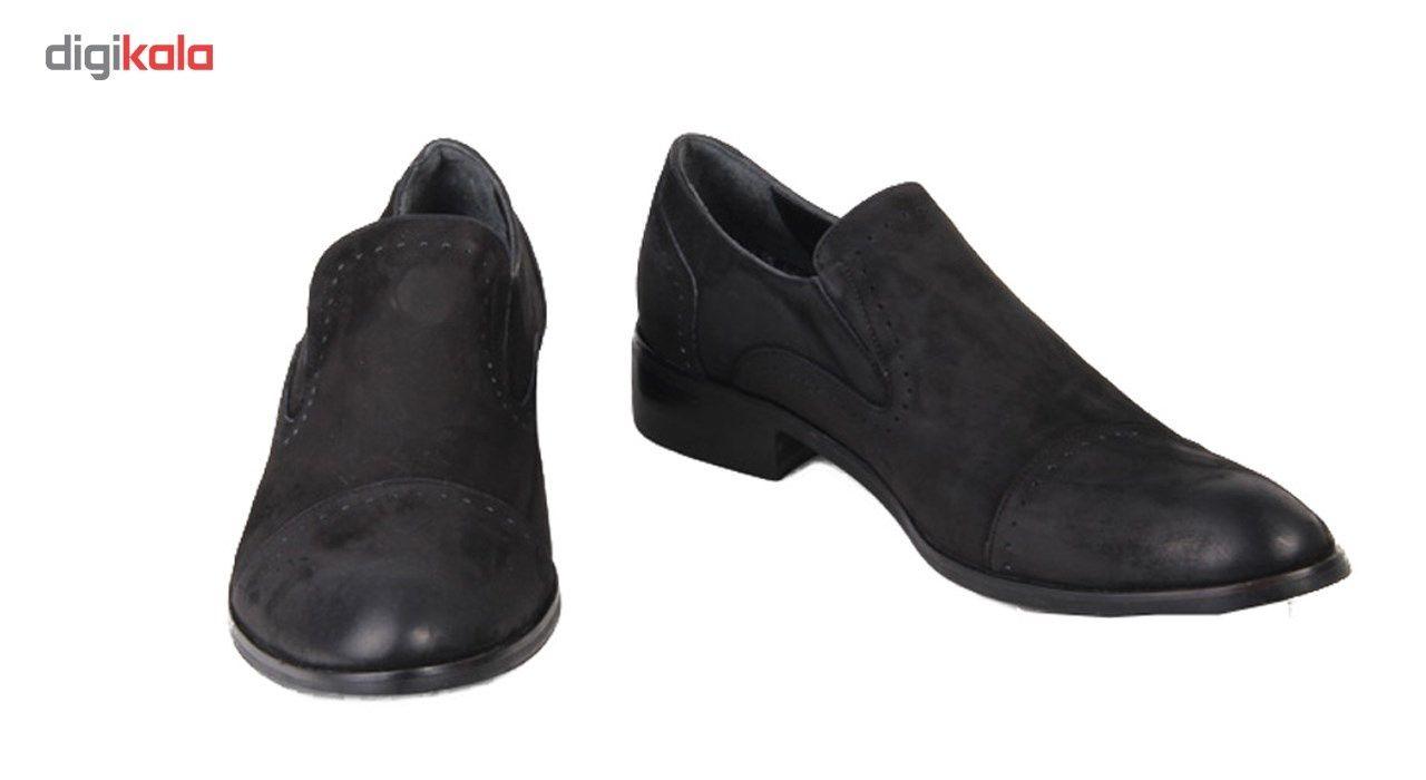 کفش مردانه شهرچرم مدل 1-134 -  - 8