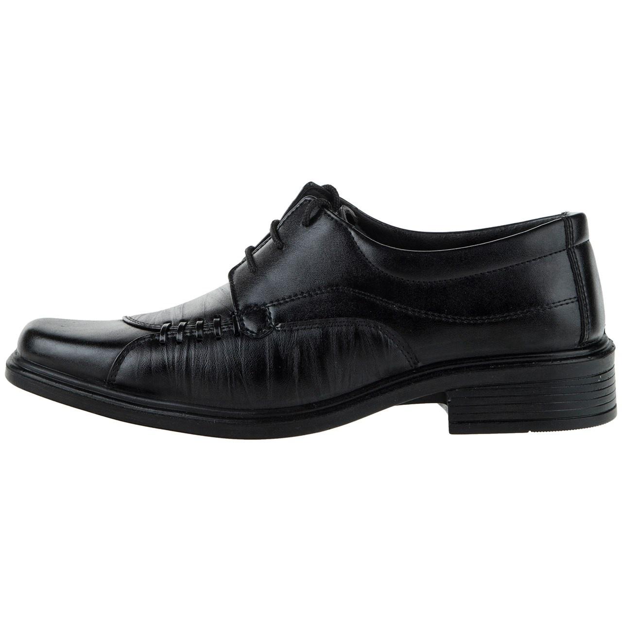 Venice men's leather shoes, SHO310 Model