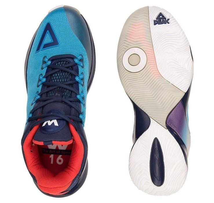 کفش بسکتبال مردانه پیک مدل E73323A 2 Tony Parker -  - 6