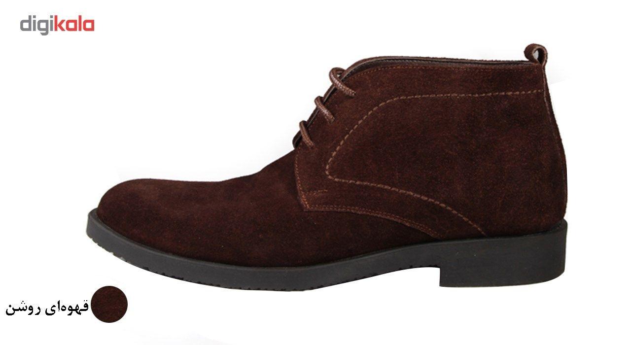 کفش مردانه شهرچرم مدل 86-39189 -  - 2