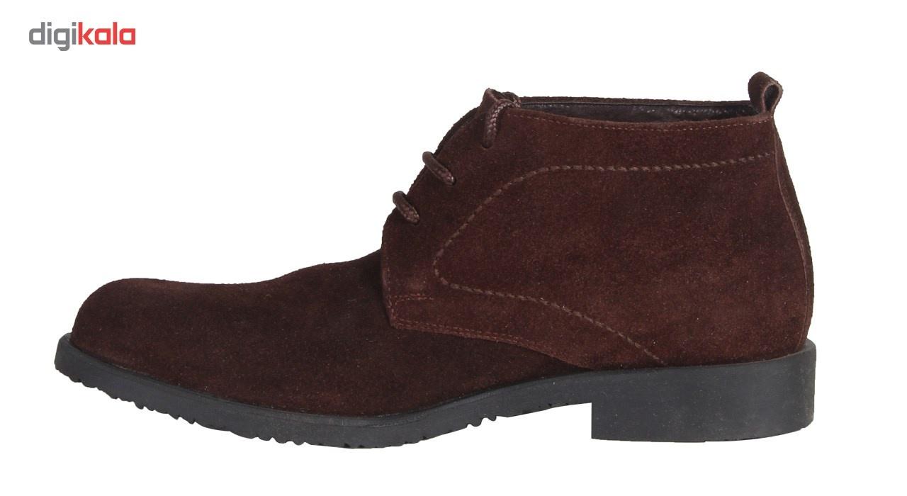 کفش مردانه شهرچرم مدل 86-39189 -  - 4