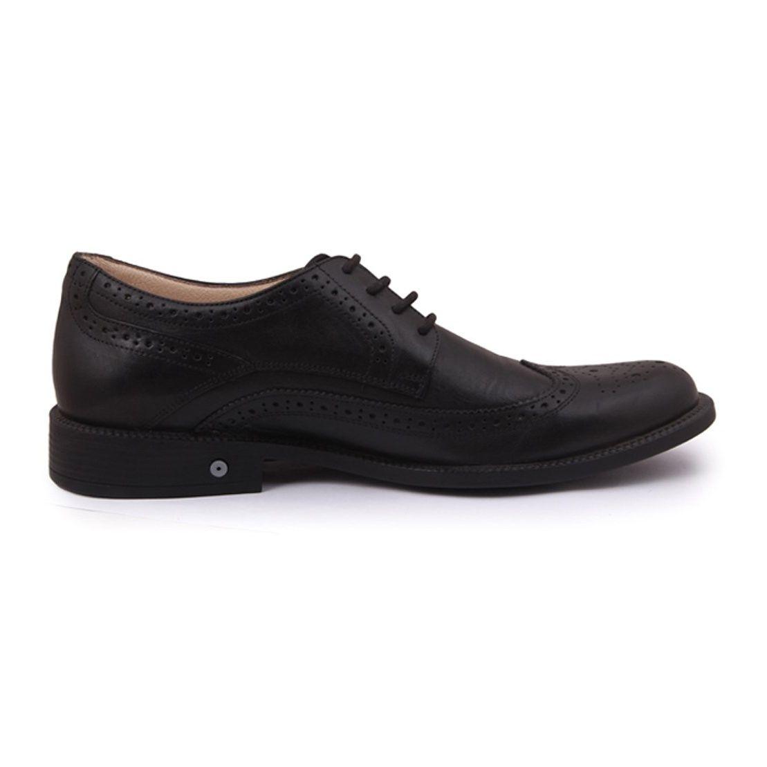 کفش مردانه شهرچرم مدل 1-1271 -  - 4