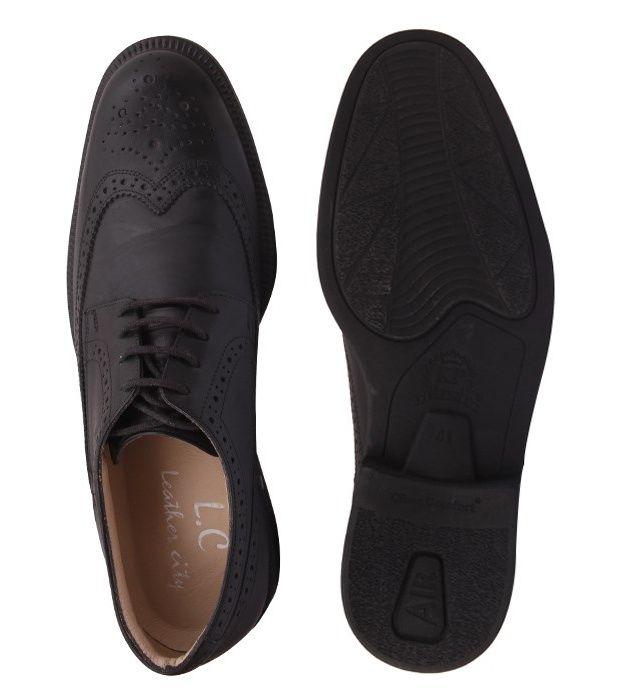 کفش مردانه شهرچرم مدل 1-1271 -  - 5