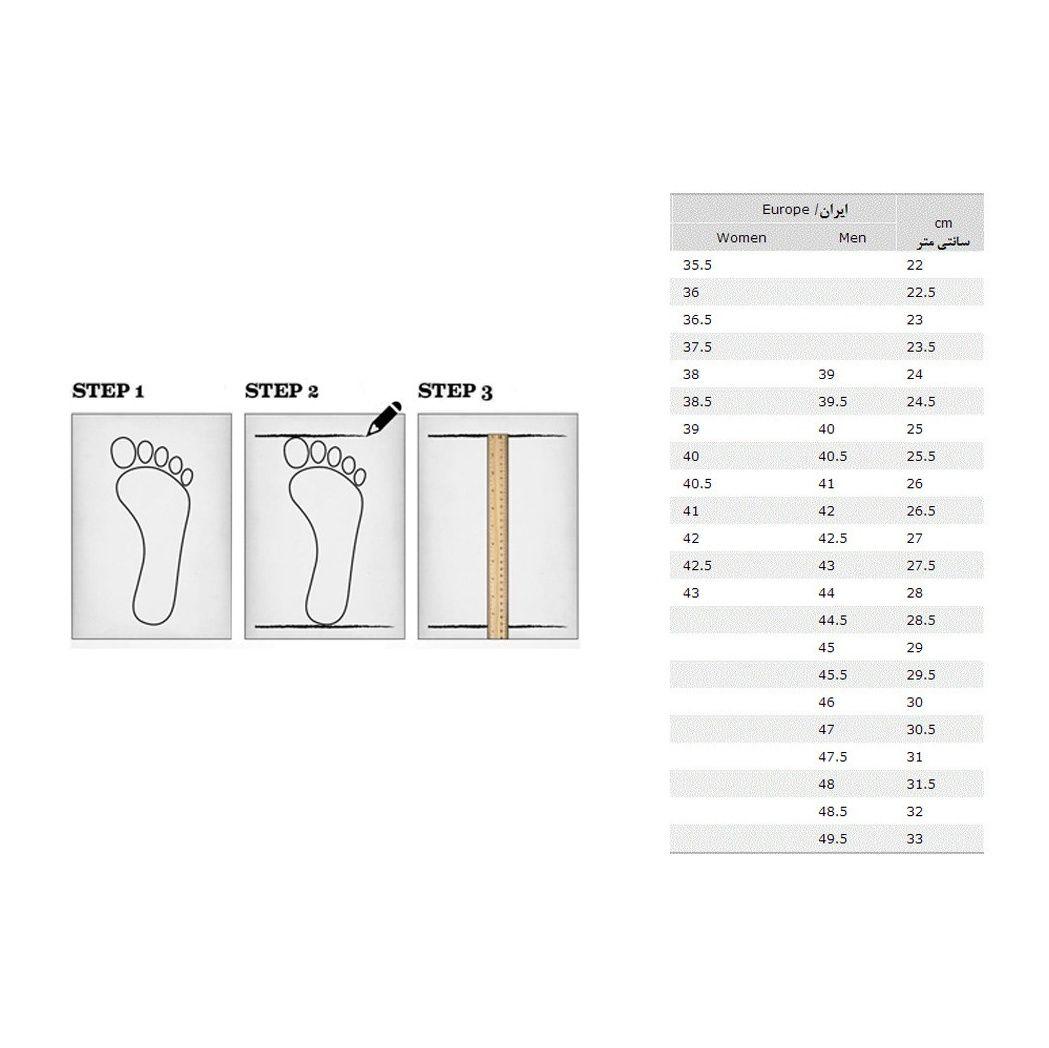 کفش مخصوص پیاده روی مردانه جوما مدل Shock 715 -  - 4