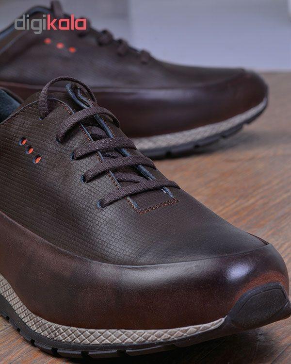 کفش روزمره مردانه آریوان مدل AR106 GH