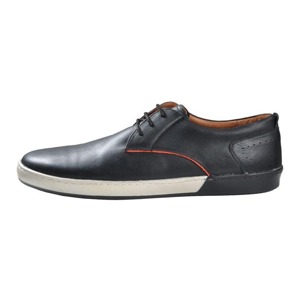 کفش چرم اسپورت مردانه آریوان مدل AR108 M