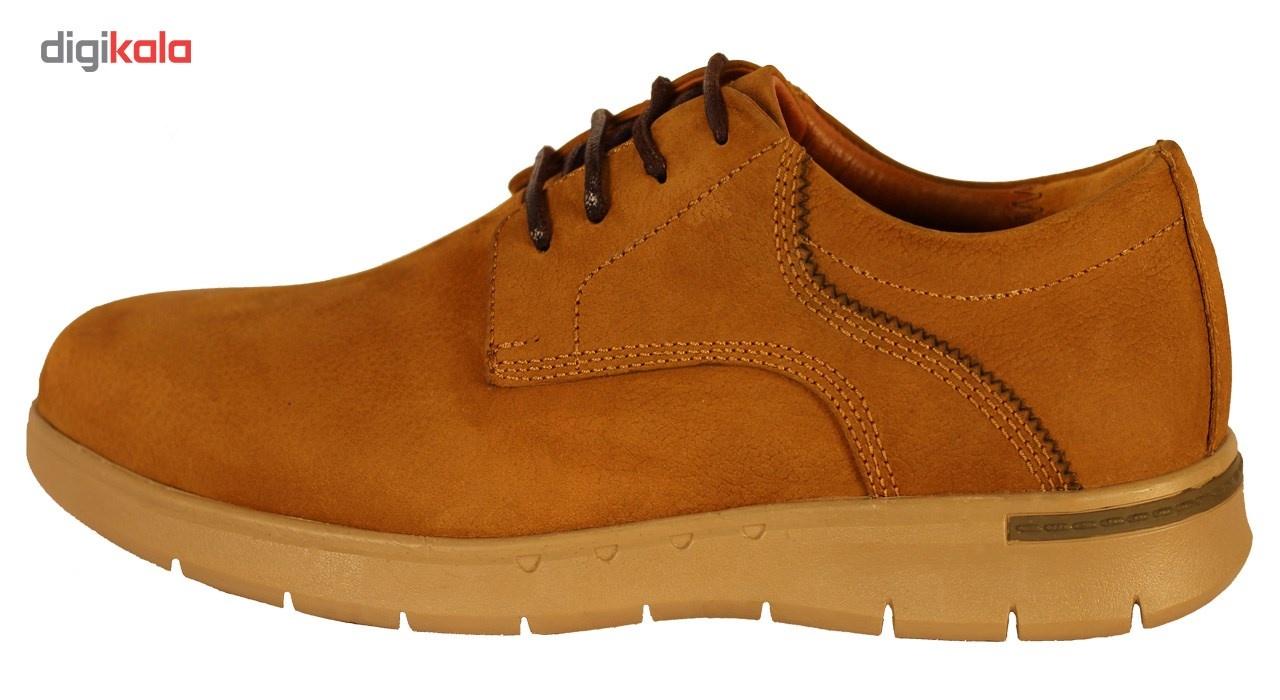 کفش مردانه چرم طبیعی  ژست مدل 1014 -  - 2