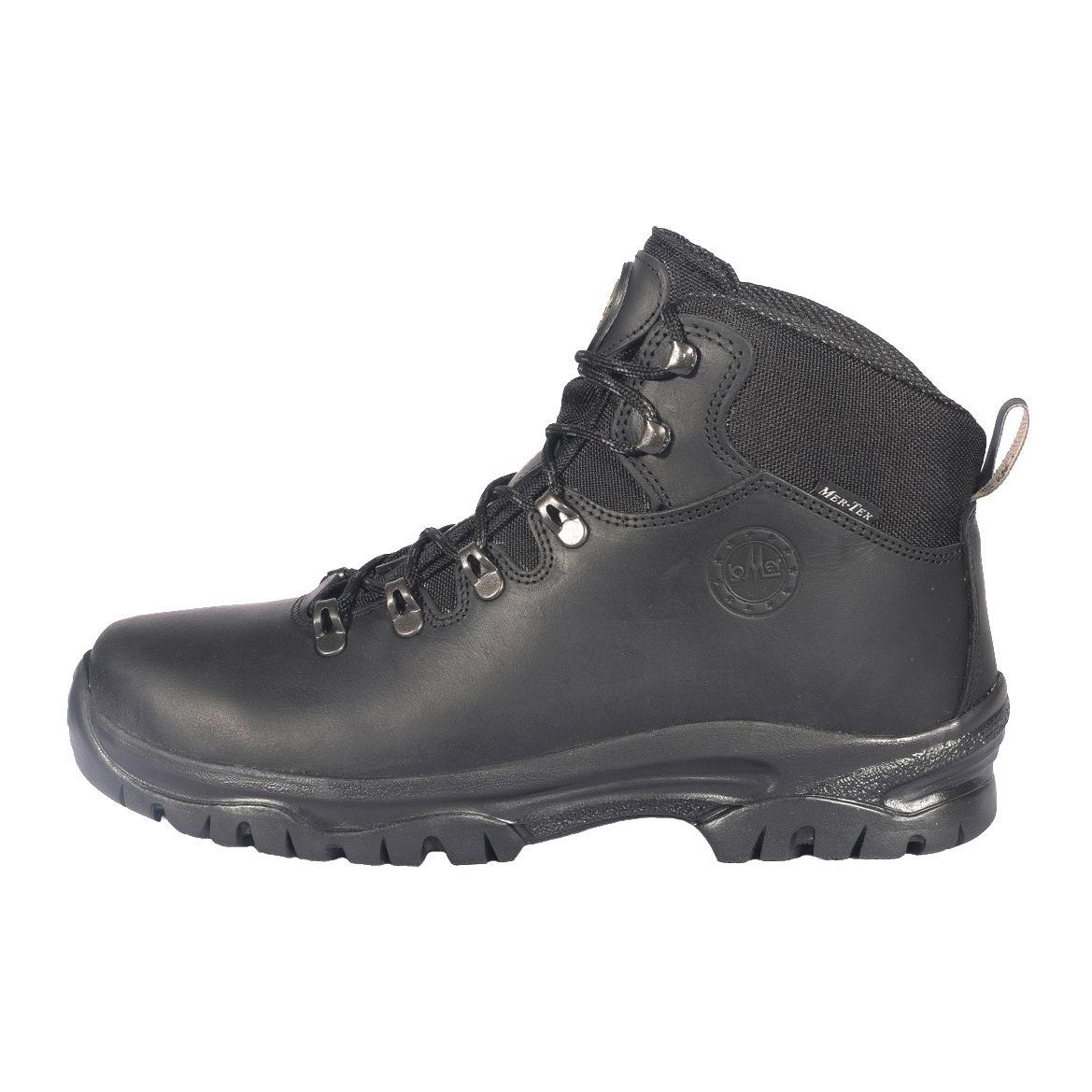 کفش کوهنوردی مردانه لومر مدل Quarzo MTX Black
