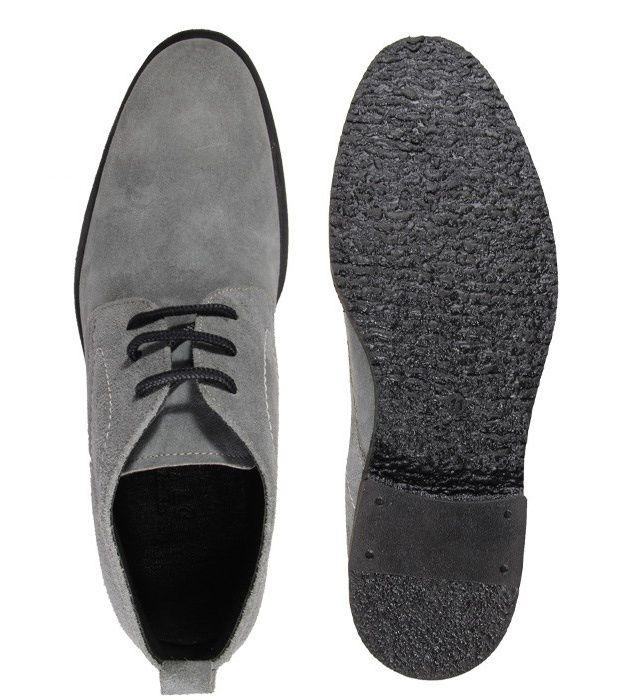 کفش مردانه شهر چرم مدل 21-39189 -  - 5