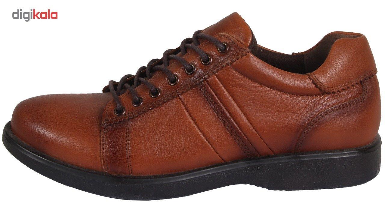 کفش مردانه شهر چرم مدل 6-39298 -  - 2