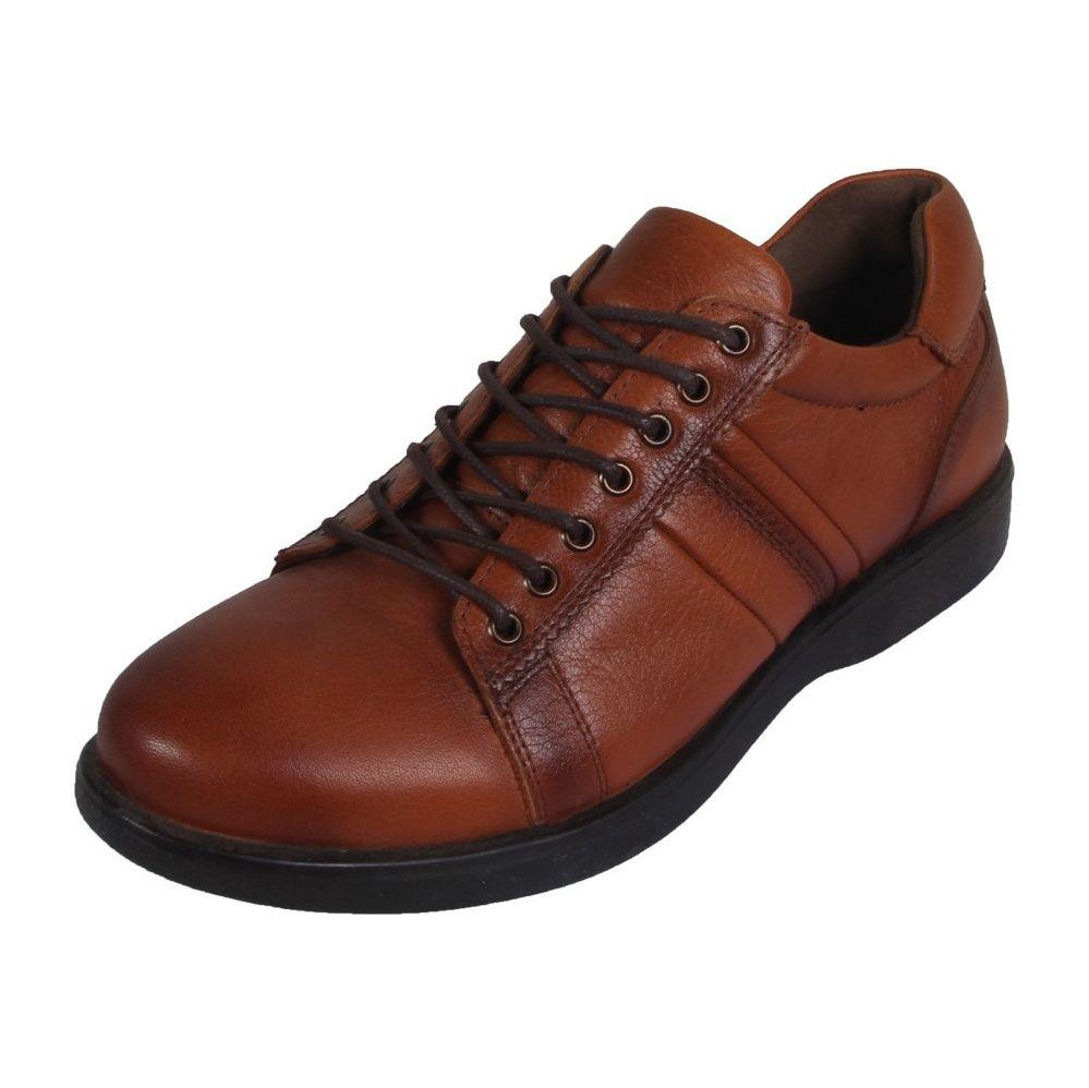 کفش مردانه شهر چرم مدل 6-39298 -  - 3