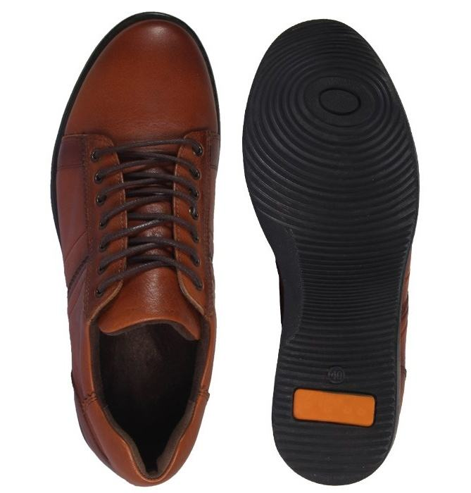 کفش مردانه شهر چرم مدل 6-39298 -  - 7