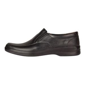 کفش چرم مهاجر مردانه m5m