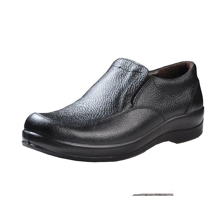 کفش چرم طبی مهاجر  مردانه m5m main 1 4