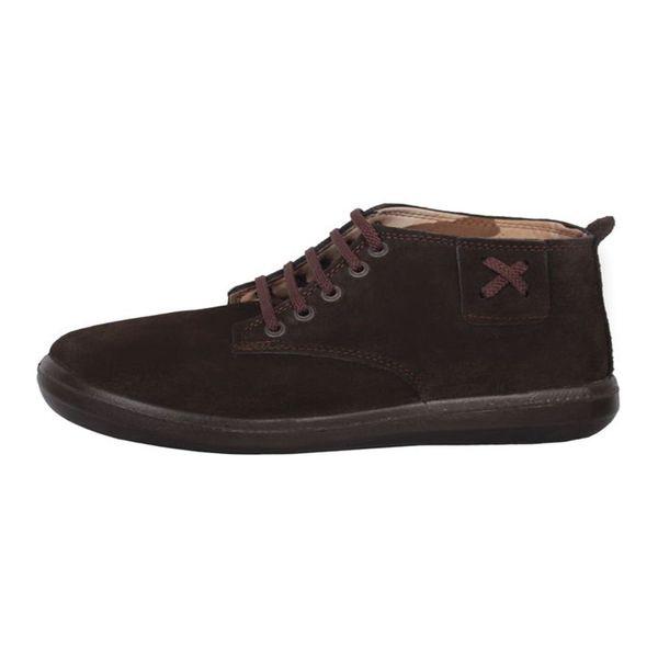 کفش چرم مردانه مدل M13gh