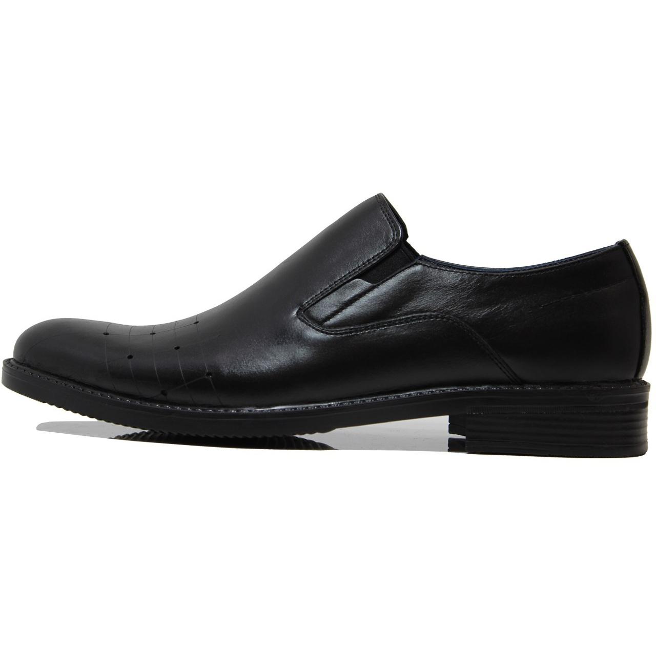کفش مردانه چرم طبیعی ژست مدل 3041