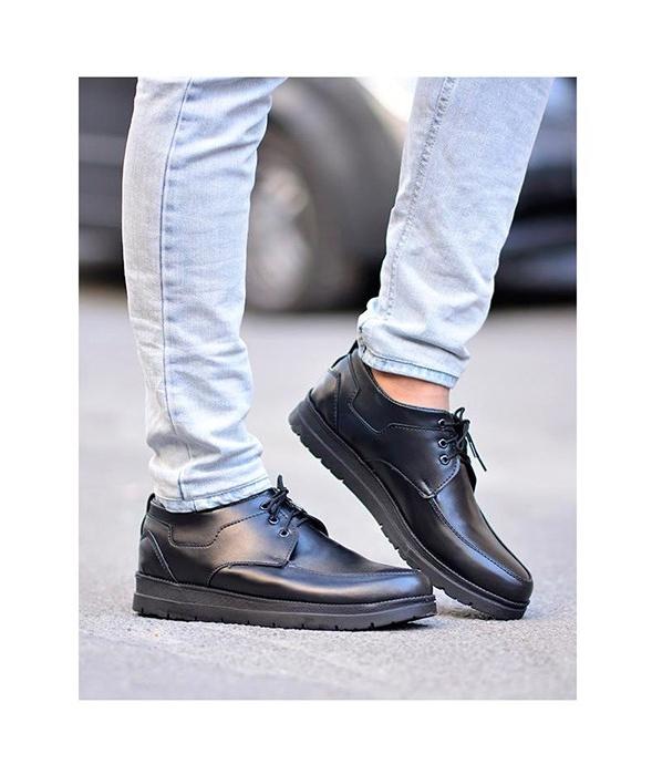 کفش رسمی مردانه مهاجر مدل M21M main 1 2