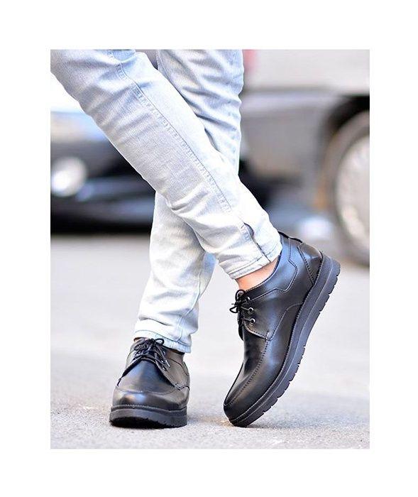 کفش رسمی مردانه مهاجر مدل M21M main 1 3