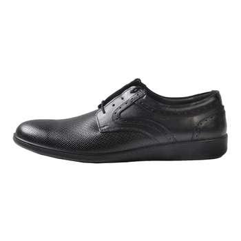 کفش چرم مردانه  مهاجر مدل M28m