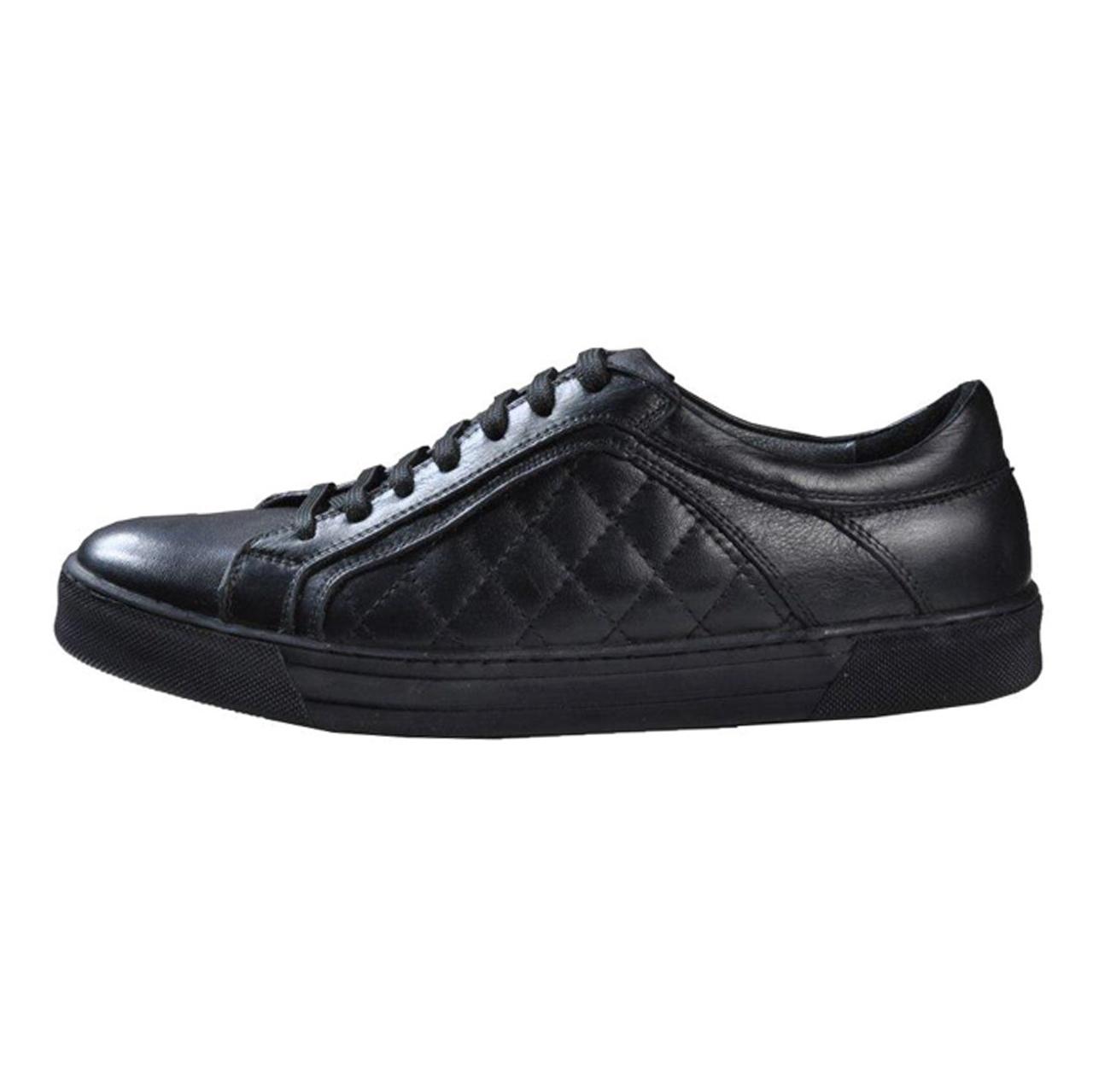کفش چرم اسپورت مردانه آریوان مدل AR114M