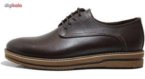 کفش مردانه چرم طبیعیژست مدل 1102