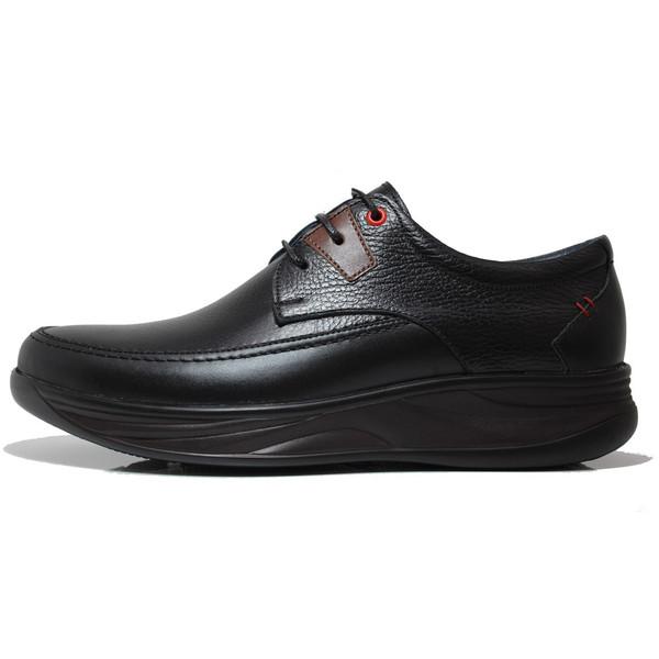 کفش مردانه چرم طبیعی ژست مدل 2031