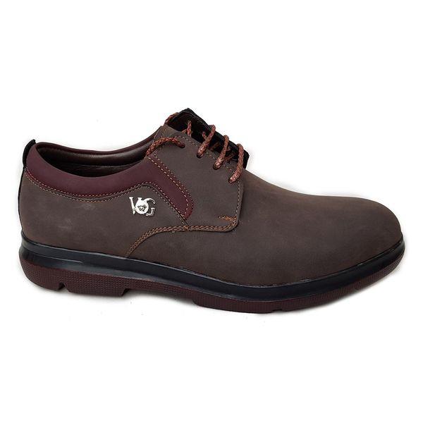 کفش مردانه چرم طبیعی دیاکو مدلMSL-BARSELON-BROWN