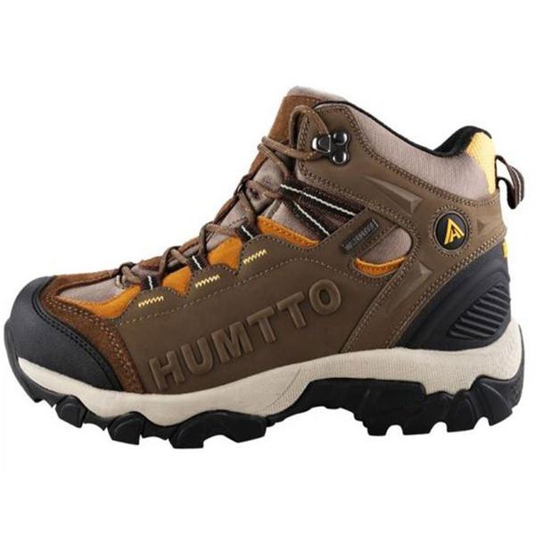 کفش مخصوص کوهنوردی مردانه هامتو مدل 1-3908