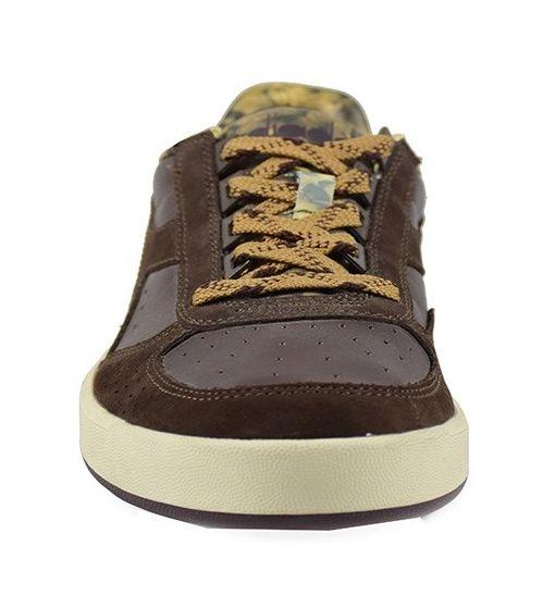 کفش چرم تنیس و روزمره مردانه دیادورا مدل 30044