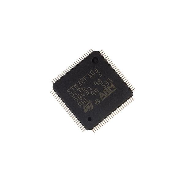 میکروکنترلر اس تی مایکروالکترونیکس مدل STM32F103VCT6