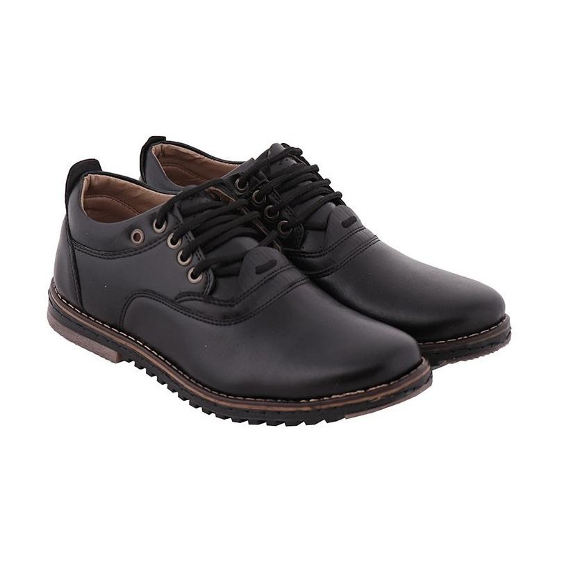 کفش مردانه طرح آج دار کد 280000302