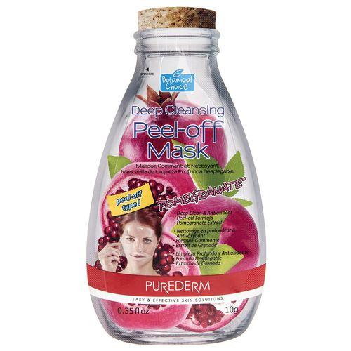 ماسک لایه بردار کرمی پیوردرم مدل Pomegranate مقدار 10 گرم