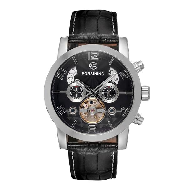 کد تخفیف                                      ساعت مچی عقربه ای مردانه فورسنینگ مدل FSG165M3S4