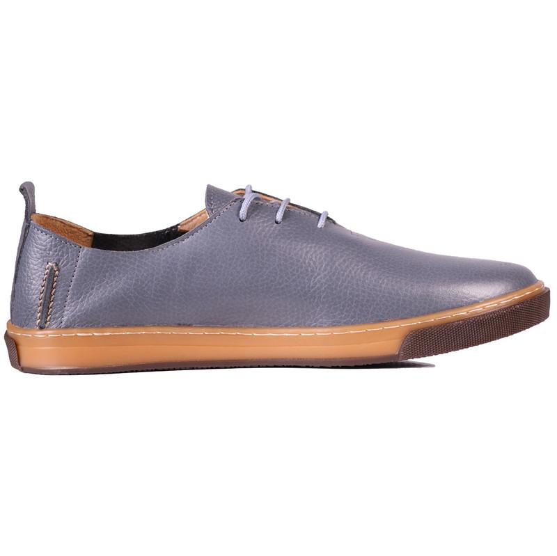 کفش مردانه چرم طبیعی ژاو مدل 1168