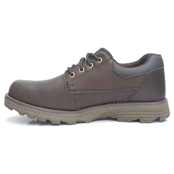 کفش راحتی چرم مردانه کاترپیلار مدل 676 Summon