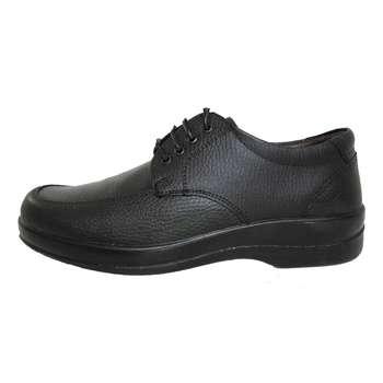 کفش مردانه چرم طبیعی مدل Sahand