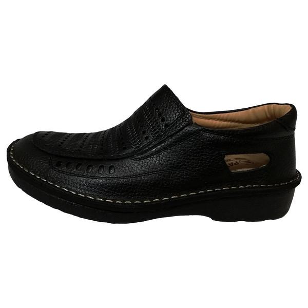 کفش روزمره مردانه مدل مدل پرهام رنگ مشکی
