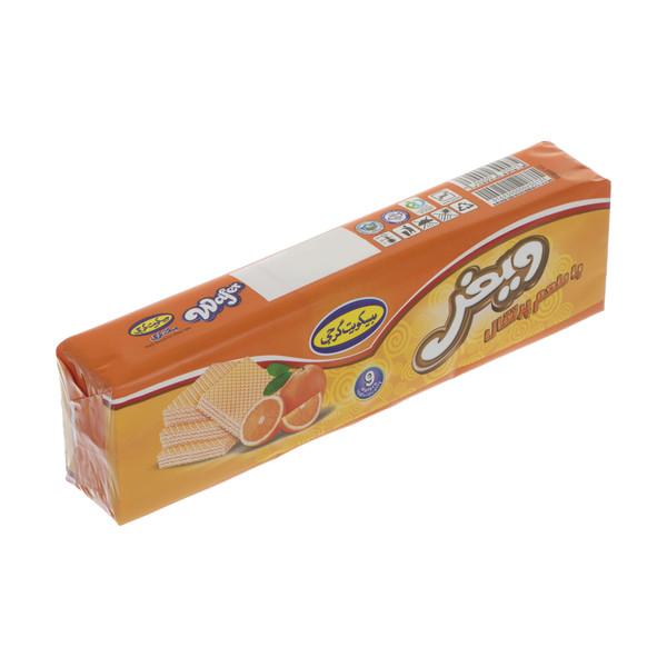 ویفر گرجی با طعم پرتقال - 110 گرم