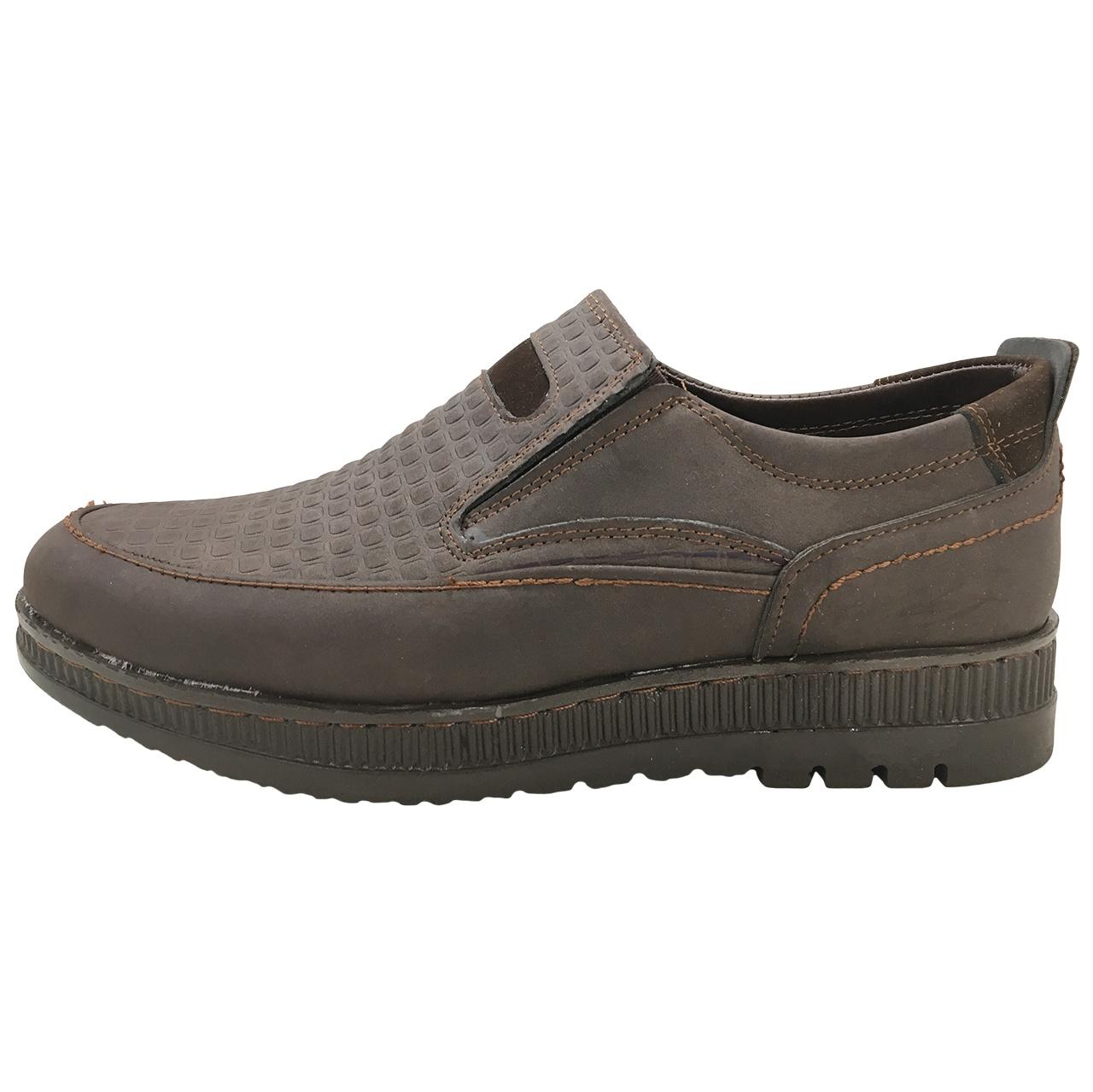 کفش مردانه نقش جهان مدل دماوند کد 2585