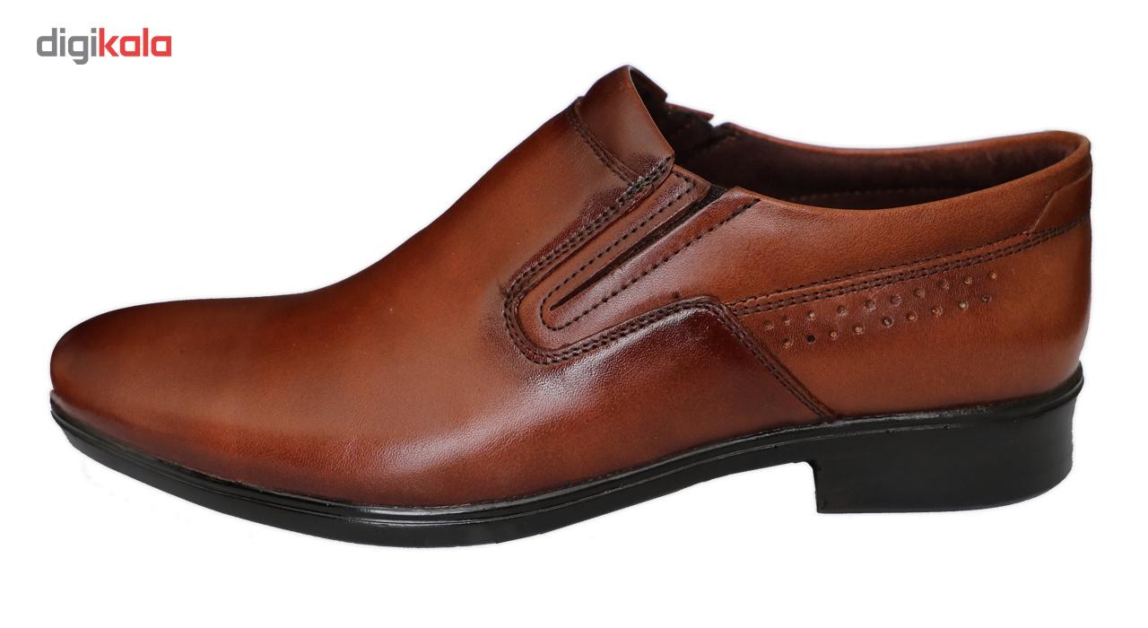 NOVINGAM natural leather men's shoes , Code 00001