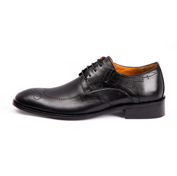 کفش مردانه پاندورا مدل M216-black