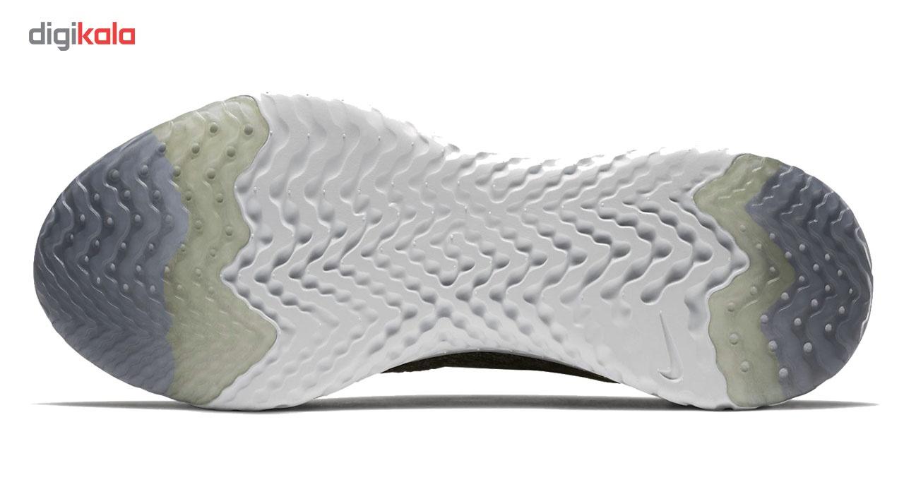 خرید                      کفش  دویدن مردانه نایکی مدل Epic React Flyknit