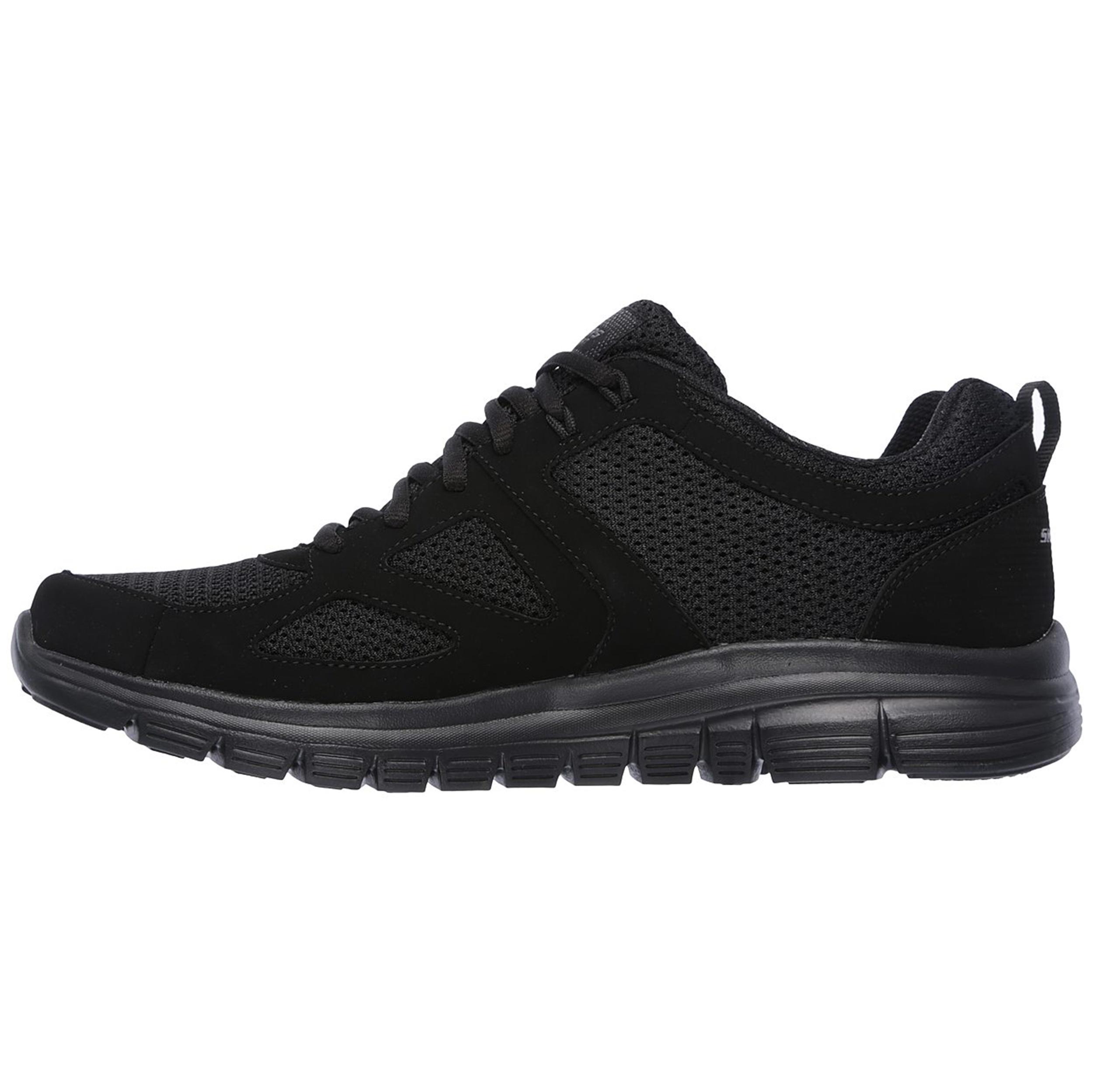 کفش مخصوص پیاده روی مردانه اسکچرز مدل  MIRACLE 52635BBK