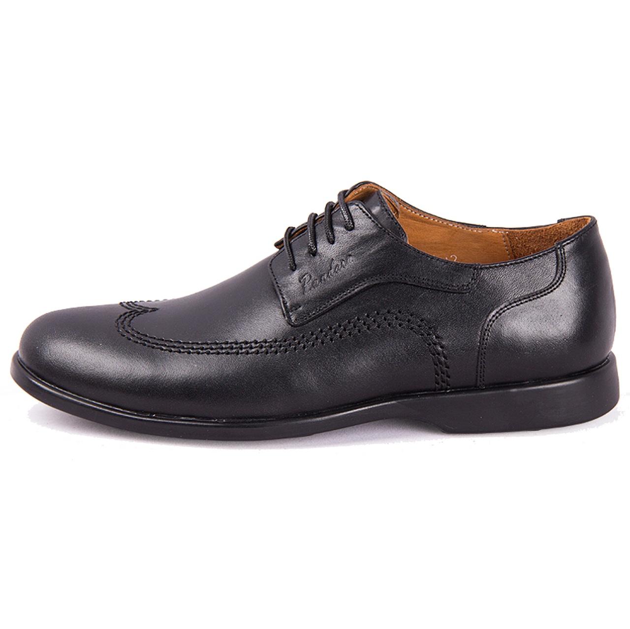کفش مردانه پاندورا مدل M1804-black
