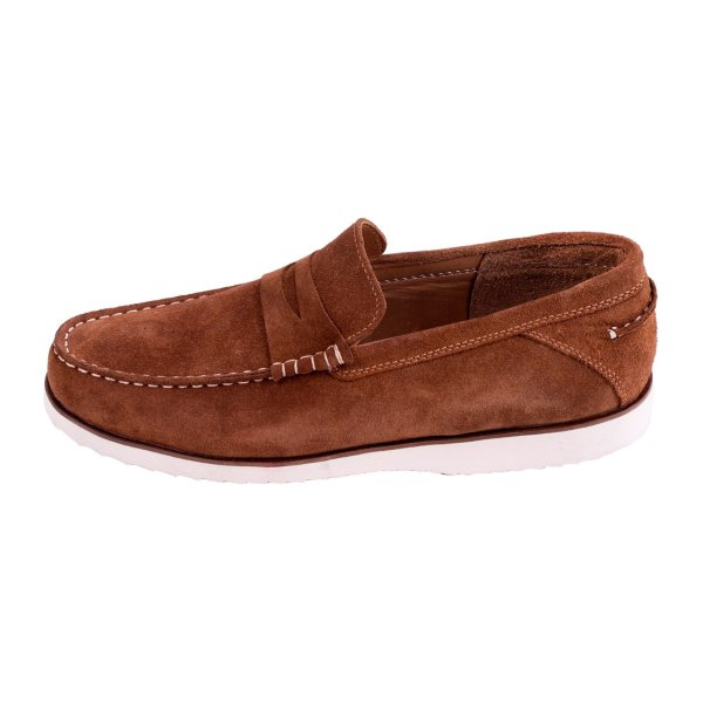 کفش مردانه چرم پاسارگاد مدل کالج 223433