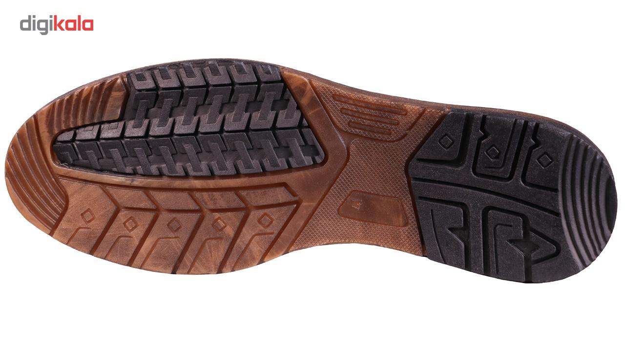 ZHAV natural leather men's shoes , 1181 Model