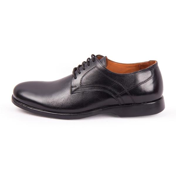 کفش مردانه پاندورا مدل M1802-black