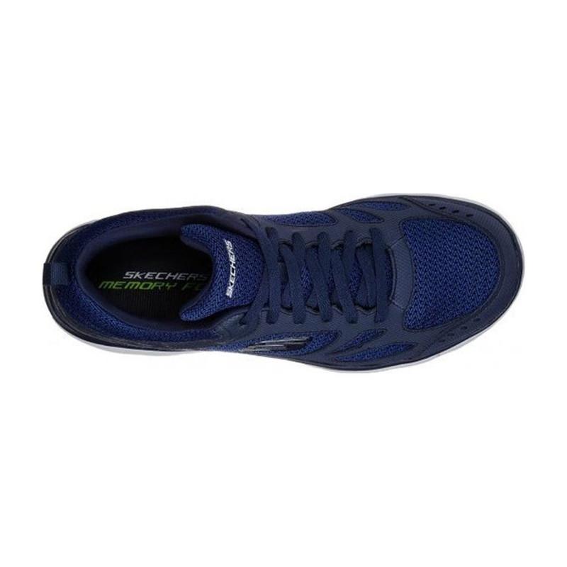 کفش مخصوص پیاده روی مردانه اسکچرز مدل MIRACLE  52812NVY