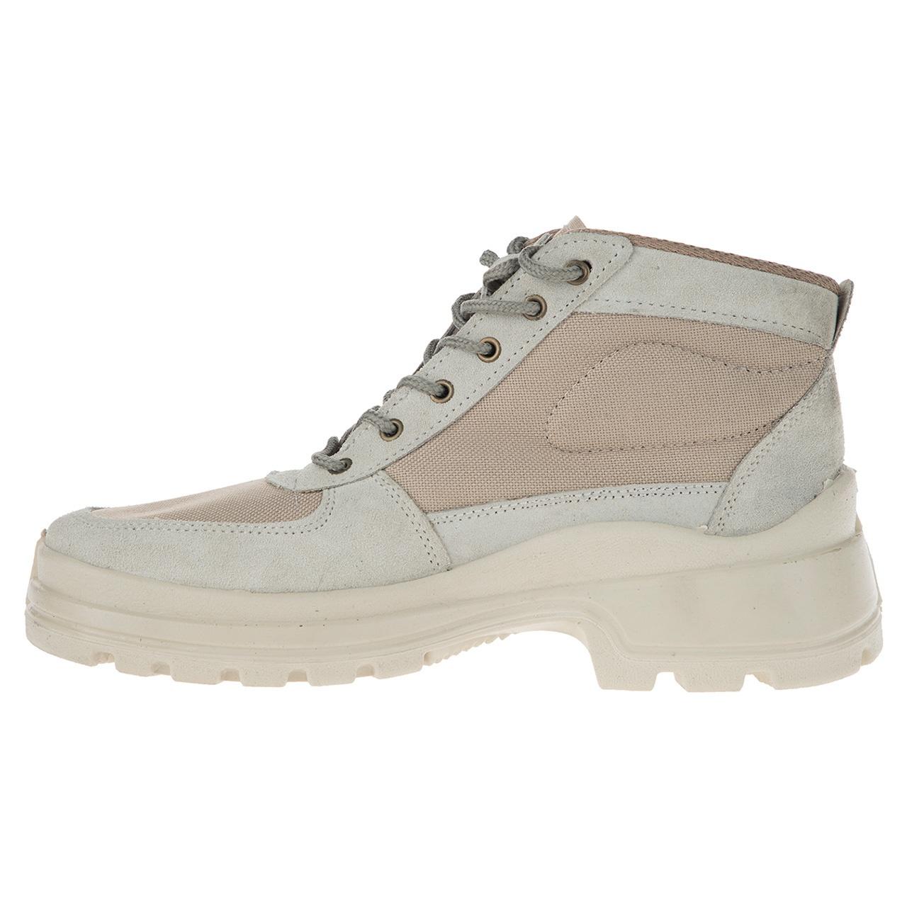 نیم بوت مردانه کفش شیما مدل دماوند کدخاکی