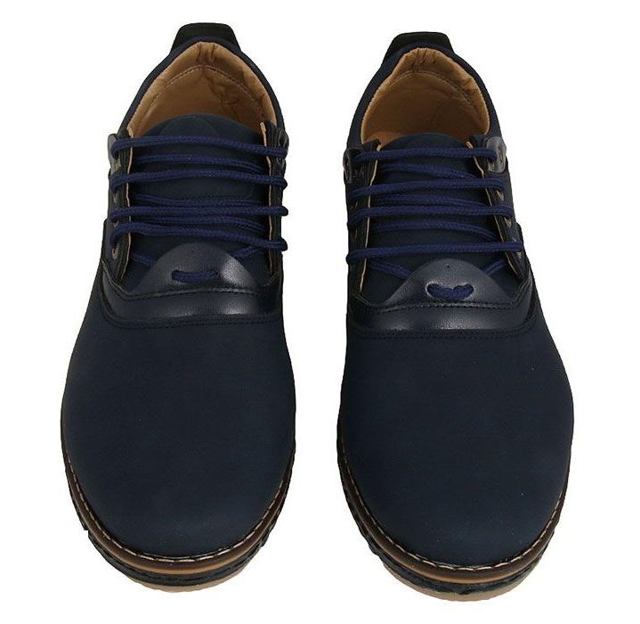 کفش روزمره مردانه  کد 324000114 main 1 2